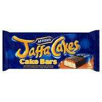 McVities Jaffa Cakes 5 Cake Bars RRP £1.65 CLEARANCE XL 29p or 5 for £1@swinco