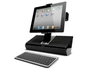 ArtStation Speaker Dock and FREE iLuv Bluetooth Wireless Keyboard for iPad and Mac - WAS £169.99 | NOW £99.99 @ iLuv !