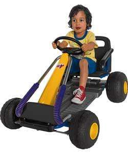 6v electric go kart  was £199.99 now £66.66 @ ARGOS