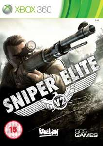 Sniper Elite V2 Xbox 360/PS3 only £29.85 + FREE DELIVERY + 3% Quidco @ Zavvi
