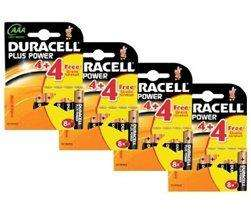 Duracell AAA Plus Power Batteries (32 Pack) £8.71 @ Gizzmoheaven