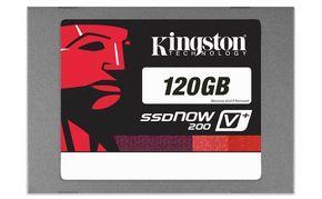 "Kingston 120GB V+200 SSD - 2.5"" SATA-III £69.99 @ Ebuyer"