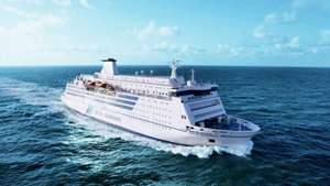 Amsterdam: Two Night Mini-Cruise For Two £98 @ Groupon with DFDS Seaways