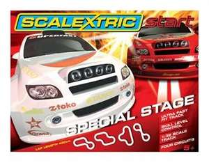 Scalextric Start Special Stage 1:32 Beginners Set £45 delivered