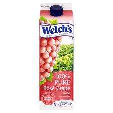 Welch's 100% Pure Rose' Grape Juice 1L 29p @ Tesco instore