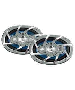 "MINISTRY OF SOUND 6x9"" CAR SPEAKERS @ ebay 3monkeys - £14.99"