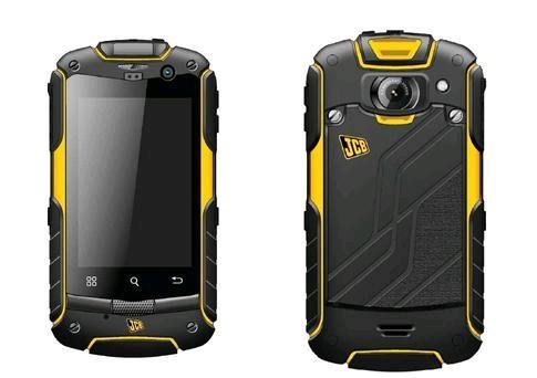 JCB Rugged Smart Phone £311.78 @ Ebay/uk_expansys