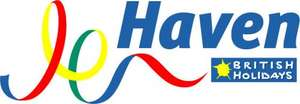 Up to 50% off Haven Holidays.  On ALL classes of Caravan!