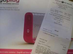 Pogoplug Mobile Sharing Device £4.97 @ PC World Currys Instore Only