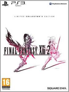Final Fantasy XIII-2: Collector's Edition (360 & PS3) - £22.14 at CarbonFusion