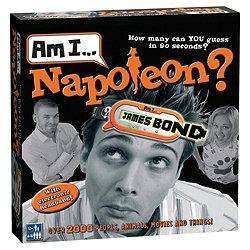 Am I Napoleon Electronic Board Game - R&C @ Tesco Direct. £4.50.