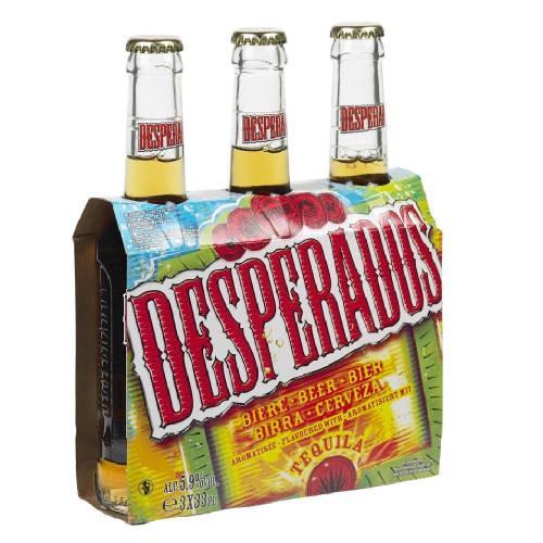 Desperados (3 pack) £3.99 @ Home Bargains