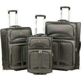 Tesco Wenger Luggage- up to 70 percent off