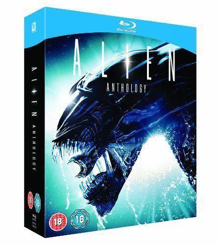 Alien Anthology Blu Ray, £8 at Asda Living
