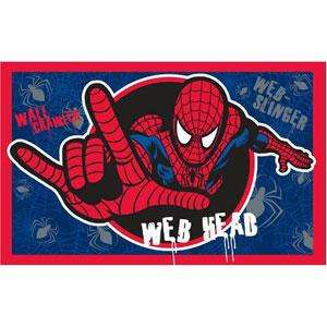 Spiderman Rug - was £10 - now £4.99 @ Home Bargains