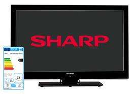"Sharp 32"" LED 1080p, Freeview HD TV (INSTORE) at Sainsburys £249.99"