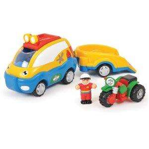 WOW Toys Off-road Ollie rrp £16.99 now £6.70 del @ Amazon