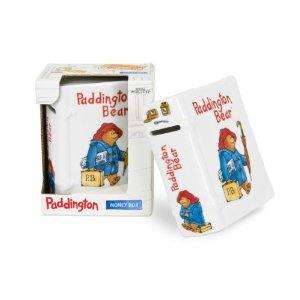 Royal Worcester Paddington Bear Money Box now £4.56 del @ Amazon