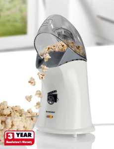 Popcorn Maker for only £12.99 at LIDL instore on Thursday, Great Gift