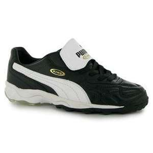 Puma King Astro Turf Trainers £33.99 @ sportsdirect