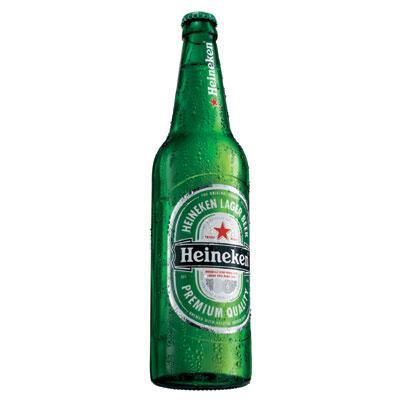 Heineken/Budweiser/stella 660ml single bottles £1.40 Asda