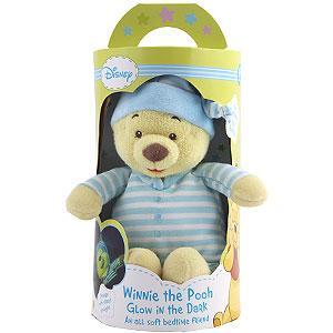 Glow In The Dark Winnie The Pooh @ Home Bargains £6.99