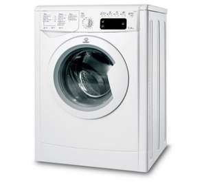INDESIT IWE7145 Washing Machine - White - with code £215.99 (free delivery) @ currys