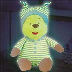 Disney Solar Powered Glow in the Dark Winnie the Pooh Soft Toy now £7 del @ BHS Direct