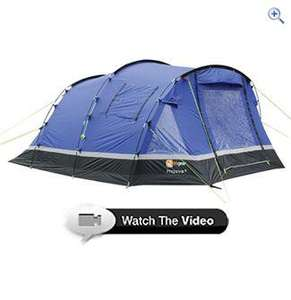 Hi Gear Mojave 5 Man Tent (2012) only £129.99 @ Go Outdoors