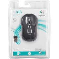 logitech M185 wireless mouse - £6 at Asda Instore