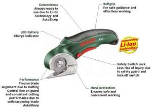 Bosch XEO Cordless Lithium-ion Multi Cutter £14.99 at Argos from £39.99