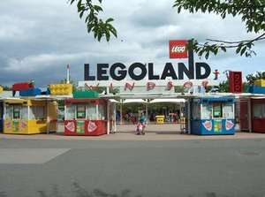 2 FREE tickets to Legoland Windsor token collect in the Sun starts SUNDAY 27th MAY.