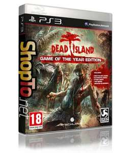 Dead Island Game of the Year Edition - £16.85  @ Shopto [PS3 / 360]