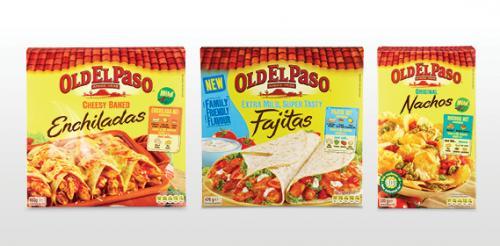 Enchilada kit/ Mild FijIta Dinner Kit/ Original Nachos Kit @ aldi. £1.99