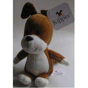 Aurora 8-inch Kipper Soft Plush Toy now £4.39 del @ Amazon