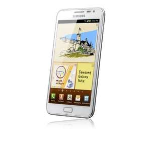 Samsung Galaxy Note WHITE £13.41pm (Effectively) - Potentially £322 - READ DESCRIPTION @TESCO
