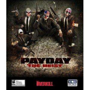PAYDAY The Heist 4-Pack - Amazon US Download £9.56