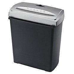 Tesco Value Cross Cut Shredder with 10 Litre Bin £5.00