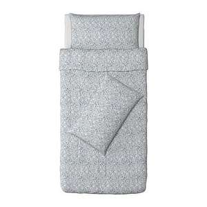 Ikea Bladvass Single Duvet Set and Pillow Slips only £1.99