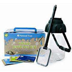National Trust Pond Dipping Kit now £7.50 del to store @ Sainsbury's