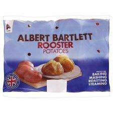 Albert Bartlett Rooster Potatoes 2kg pack now £1 at Tesco & Sainsburys