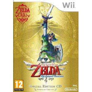 The Legend of Zelda Skyward Sword Wii Game - £14.99 Delivered @ Argos