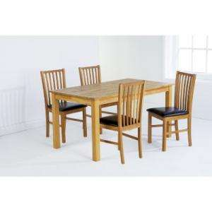 Buckingham Dining Table and 4 Chairs £39.00 @ asda
