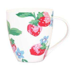 Cath Kidston Strawberry Crush Mug now £3.75 del @ Amazon