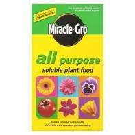 Miracle-Gro Plant Food - Soluble - All Purpose 1KG @ ASDA for £3.00