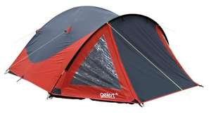 Gelert Rocky 4 Person Tent Mars Red/Charcoal £43 delivered @ Amazon