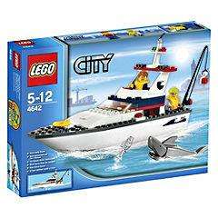 Sainsburys Instore Lego City Fishing Boat £4.19