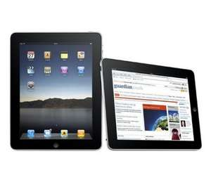 APPLE Refurbished iPad with WiFi - 16GB  £199 @ Currys