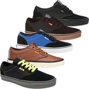 Selection of Vans Trainers £28.80! @ Wiggle