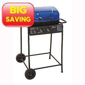 Asda 2 burner Gas BBQ £25 instore and online (BACK IN STOCK 01/06)